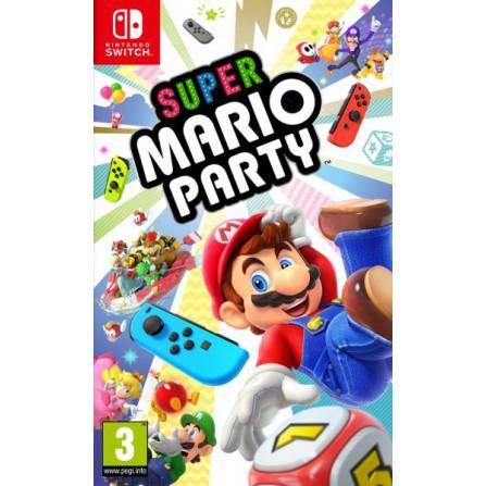Super Mario Party - SWI