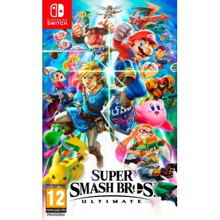 Super Smash Bros Ultimate - SWI