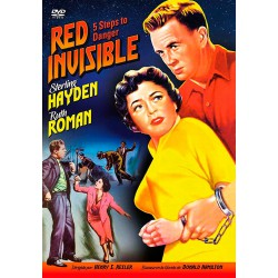 Red invisible - DVD