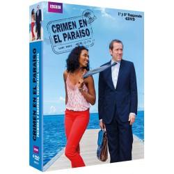 Crimen en el Paraíso 1+2 - DVD
