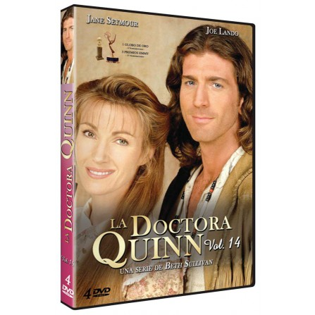 La Doctora Quinn - Volumen 14 - DVD