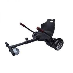 Asiento patinete eléctrico Negro LC-0009