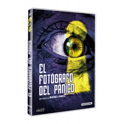 El fotógrafo del pánico (Peeping Tom) - BD