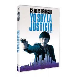 Yo soy la justicia - BD