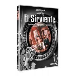 El sirviente - DVD