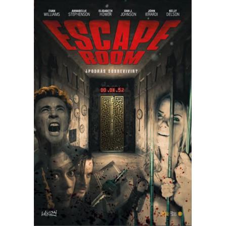 Escape Room - DVD