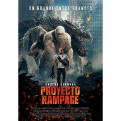 Proyecto Rampage - BD