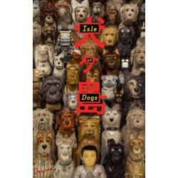 Isla de perros - BD
