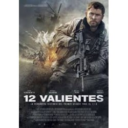 12 valientes - DVD