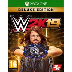 WWE 2K19 Edición Deluxe - Xbox one