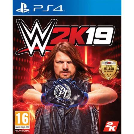 WWE 2K19  - PS4