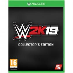 WWE 2K19 Edición Coleccionista - Xbox one