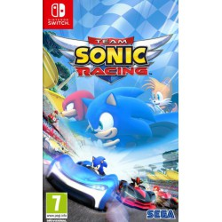 Team Sonic Racing - SWI