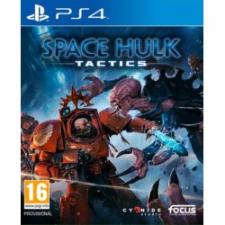 Space Hulk Tactics - PS4
