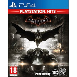 Batman Arkham Knight PS Hits - PS4