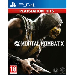 Mortal Kombat X PS Hits - PS4