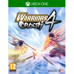 Warriors Orochi 4  - Xbox one