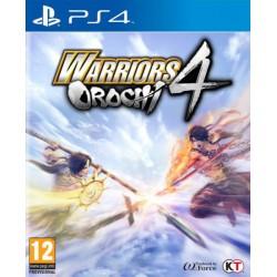 Warriors Orochi 4 - SWI