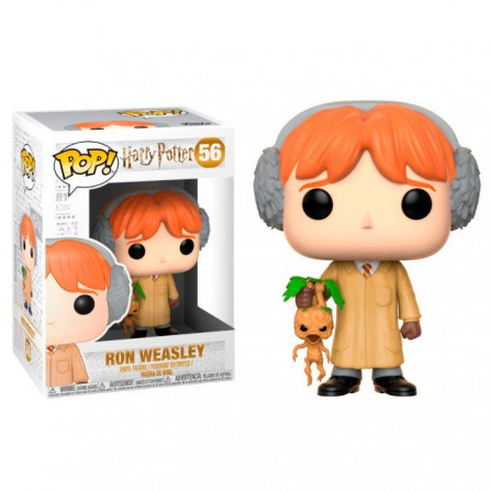 Funko pop Ron Herbology (Harry Potter)
