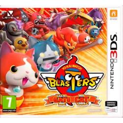 Yo-Kai Watch Liga Gato Rojo - 3DS