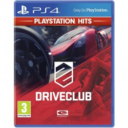 Driveclub Hits - PS4