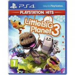 Little Big Planet 3 Hits - PS4