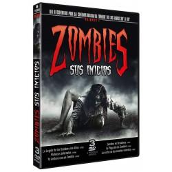 Zombies - Sus Inicios - DVD