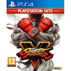Street Fighter V Playstation Hits - PS4