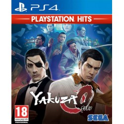 Yakuza Zero Playstation Hits - PS4