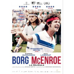 Borg McEnroe. La película - BD
