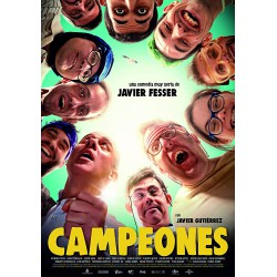 Campeones - DVD
