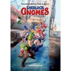 Sherlock Gnomes - BD