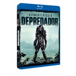 Depredador blu-ray - DVD