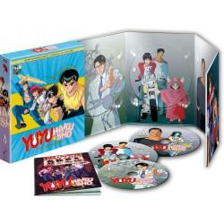 Yu yu hakusho box 4 episodios 67 a 94 (28ep) la saga de la cinta - DVD