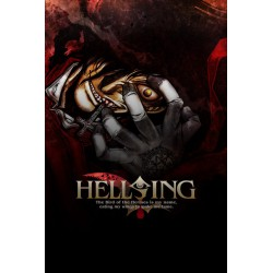 Hellsing ultimate episodios 1 a 10 - BD