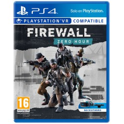 Firewall Zero Hour (VR) - PS4