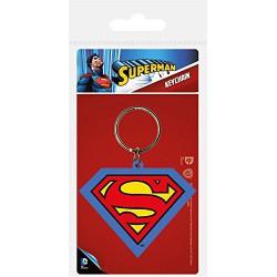 Llavero DC - Superman Shield