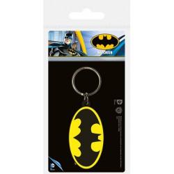 Llavero DC - Rubber Batman Logo
