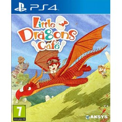 Little Dragons Cafe - PS4