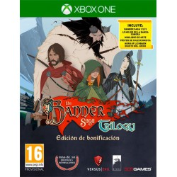 The Banner Saga Trilogy Bonus Edition - Xbox one