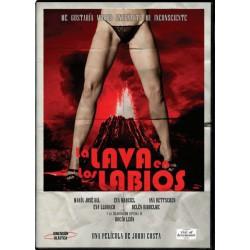 La lava en los labios - DVD