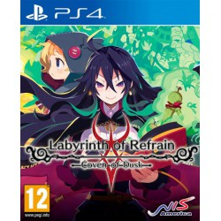 Labyrinth of Refrain - Coven of Dusk - PS4