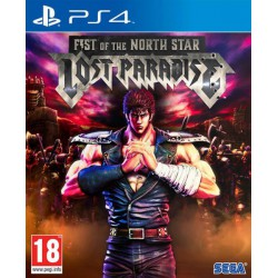 Fist of the North Star - Lost Paradise - PS4