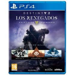 Destiny 2 Los Renegados - Colección Legendaria - PS4