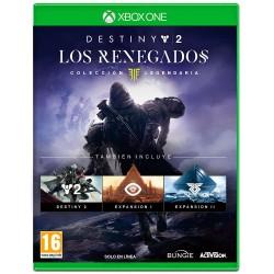 Destiny 2 Los Renegados - Colección Legendaria - Xbox one
