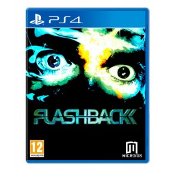 Flashback 25th Anniversary Limited Edition - PS4