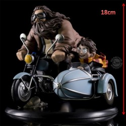 Figura Harry y Hagrid - Harry Potter 18cm