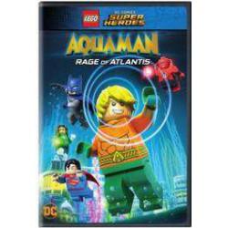 LEGO DC Super Heroes - Aquaman: La ira de Atlantis - DVD