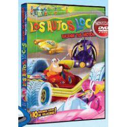 Los autos locos (1ª temporada, parte 1) - DVD