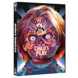 El muÑeco diabolico - halloween - DVD